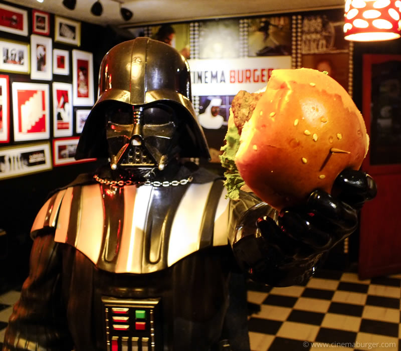 Darth Vader - Cinema Burger®