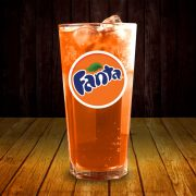 Gaseosa Fanta - Cinema Burger®
