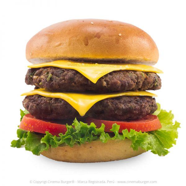 Hamburguesa Terminator - Cinema Burger