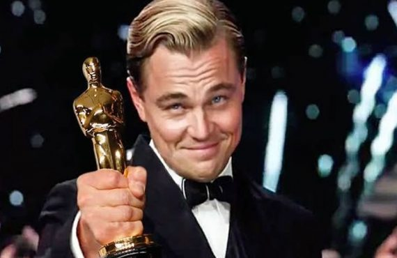 Leonardo di Caprio - Cinema Burger®