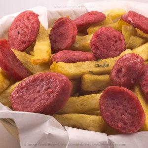 Salchipapa Chori papa - Cinema Burger®