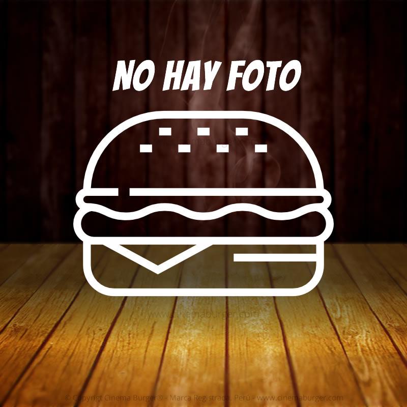 Por ahora no hay foto de este producto - Cinema Burger®