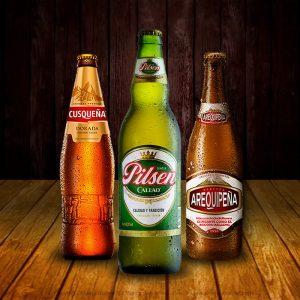 Cervezas peruanas - Cinema Burger®
