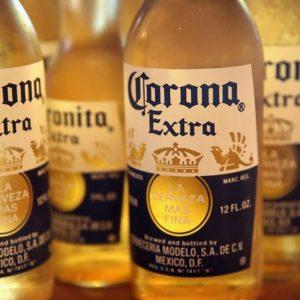 Cerveza Corona - Cinema Burger®
