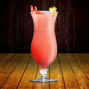 Coctel Daiquiri de fresa - Cinema Burger®