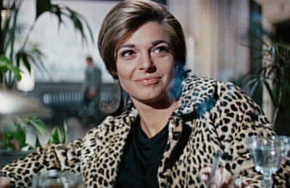 Sra. Robinson - El graduado (1967)