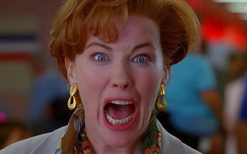 Kate McCallister - Mi pobre angelito 1 (1990) y 2 (1992)