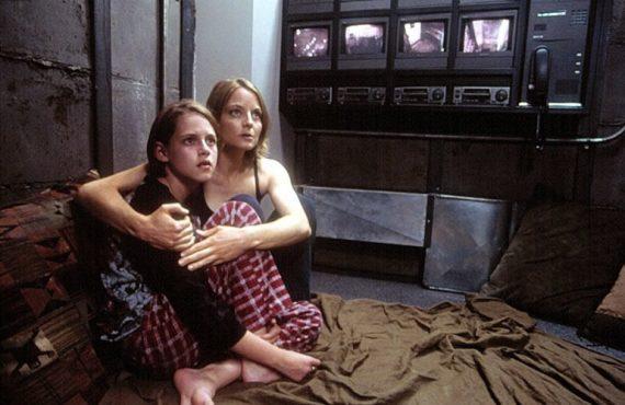 Meg Altman - La habitación del pánico (2002)