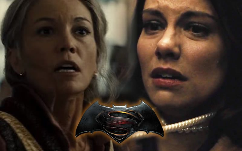 Martha Kent y Martha Wayne - Batman vs. Superman: El origen de la justicia (2016)