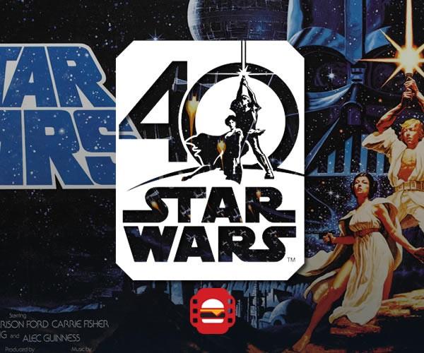 Portada Aniversario Star Wars