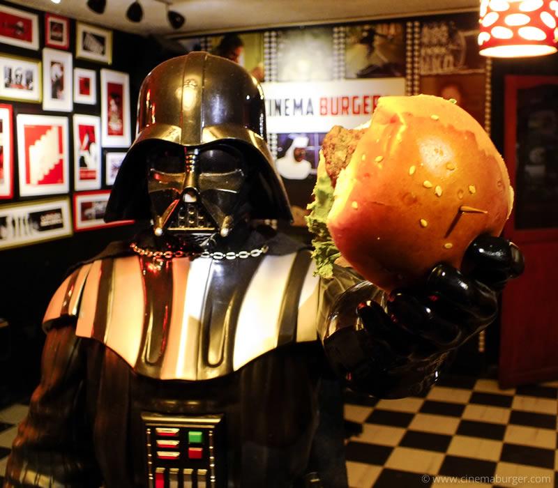 Darth Vader - Cinema Burger®