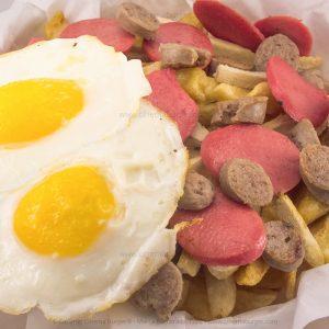 Salchipapa Asumare - Cinema Burger®