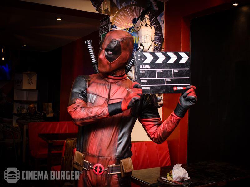 La Carta de Cinema Burger