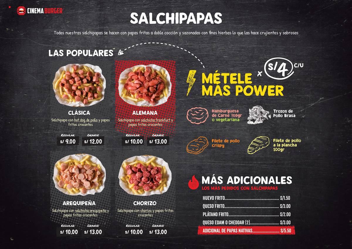 3. Salchipapas 1