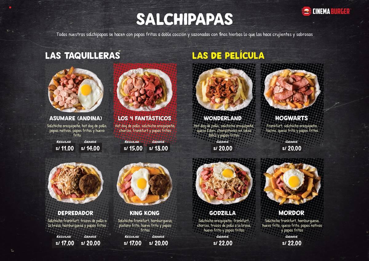 4. Salchipapas 2